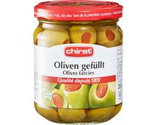 Chirat Oliven gefüllt