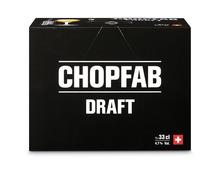 Chopfab Draft Bier, 15 x 33 cl