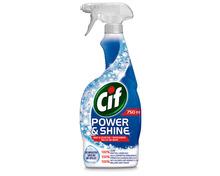 Cif Power & Shine Badspray, 2 x 750 ml, Duo