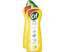 Cif Reinigungsmittel Crème Citrus