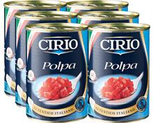 Cirio Polpa Tomaten gehackt