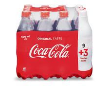 Coca-Cola Classic, 12 x 50 cl