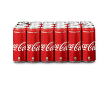 Coca-Cola Classic, 24 x 33 cl