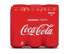 Coca-Cola Classic, 6 x 33 cl
