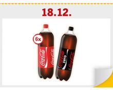Coca Cola/ Coca Cola Zero