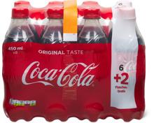 Coca-Cola im 8er-Pack