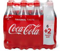 Coca-Cola im 8er-Pack, 8 x 50 cl