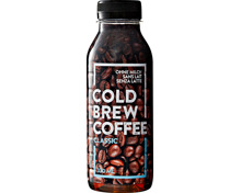 Cold Brew Coffee Classic
