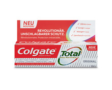Colgate Zahnpasta Total Original, 3 x 75 ml, Trio