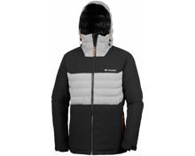 Columbia White Horizon Hybrid Jacket Herren-Skijacke