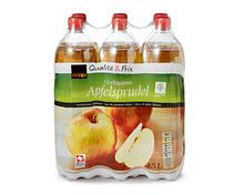 Coop Apfelsprudel, Hochstamm, 6 x 1,5 Liter
