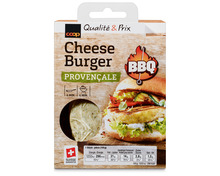 Coop BBQ Cheese Burger Provençale, 2 x 200 g, Duo