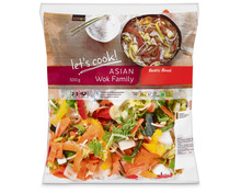 Coop Betty Bossi Asian Wok Family, 500 g