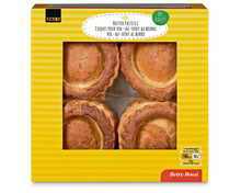 Coop Betty Bossi Butter-Pastetli, 2 x 140 g