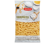 Coop Betty Bossi Eierspätzli, 3 x 500 g, Trio