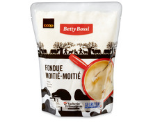 Coop Betty Bossi Fondue Moitié-Moitié, 2 x 600 g