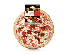 Coop Betty Bossi Pizza Pomodori e pesto, 2 x 420 g