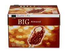 Coop Big Lutscher Almond, 12 x 120 ml