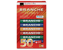 Coop Branches Classic, Fairtrade Max Havelaar, 50 x 22,75 g