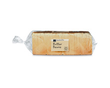 Coop Buttertoast, 2 x 500 g, Duo