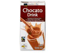 Coop Chocato Drink, Fairtrade Max Havelaar, 3 x 5 dl
