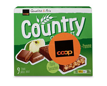 Coop Country Riegel Soft Choco-Apfel