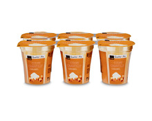 Coop Coupe Chantilly Caramel, 6 x 125 g