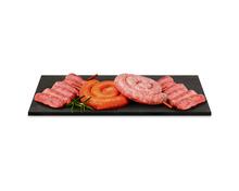 Coop Craft BBQ-Platte assortiert, in Selbstbedienung, 340 g
