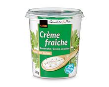 Coop Crème fraîche Kräuter, 2 x 200 g