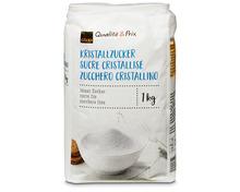 Coop Feinkristallzucker, 10 x 1 kg, Multipack