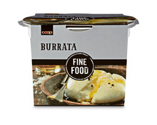 Coop Fine Food Burrata, 150 g