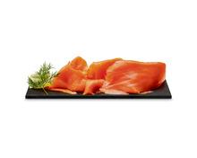 Coop Fine Food Wild Alaska Silver Salmon, MSC, aus Wildfang, Nordostpazifik, in Selbstbedienung, 90 g