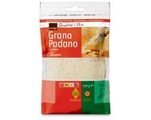Coop Grana Padano, gerieben, 4 x 130 g, Quattro