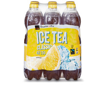 Coop Ice Tea Classic, Fairtrade Max Havelaar, 6 x 1,5 Liter