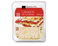 Coop Lasagne alla bolognese, 3 x 400 g, Trio