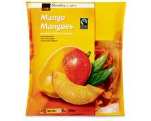 Coop Mango getrocknet, Fairtrade Max Havelaar, 3 x 200 g, Trio