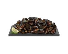 Coop Miesmuscheln, MSC, aus Wildfang, Nordostatlantik, in Selbstbedienung, 2 kg