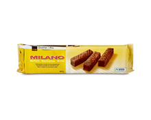 Coop Milano Waffeln, Fairtrade Max Havelaar, 4 x 165 g, Multipack
