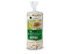 Coop Naturaplan Bio-4-Kornwaffeln mit Sesam, 3 x 130 g, Trio