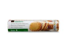 Coop Naturaplan Bio-Dinkel-Rosinen Biscuits, 2 x 250 g, Duo