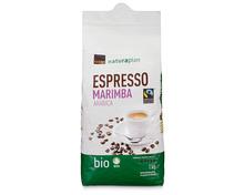 Coop Naturaplan Bio-Espresso Marimba