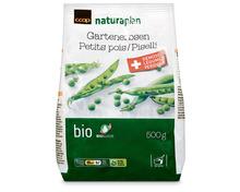 Coop Naturaplan Bio-Gartenerbsen, Schweiz, tiefgekühlt, 3 x 500 g
