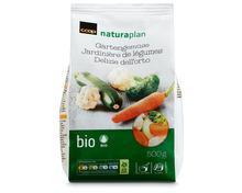 Coop Naturaplan Bio-Gartengemüse, tiefgekühlt, 3 x 500 g