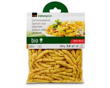 Coop Naturaplan Bio-Gemüsespätzli, 3 x 300 g, Trio