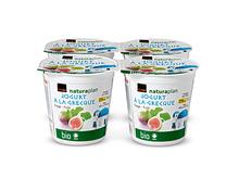 Coop Naturaplan Bio-Jogurt à la grecque Feigen, 4 x 150 g