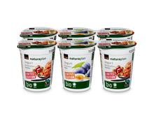 Coop Naturaplan Bio-Jogurt Limited Edition Herbst/Winter, Fairtrade Max Havelaar, 6 x 180 g