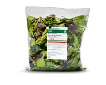 Coop Naturaplan Bio-Jungsalat, fertig gerüstet und gewaschen, 150 g