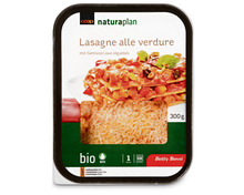 Coop Naturaplan Bio-Lasagne alle verdure, 300 g