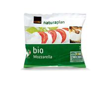 Coop Naturaplan Bio-Mozzarella, 3 x 150 g, Trio