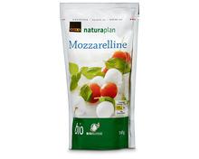 Coop Naturaplan Bio-Mozzarelline, 2 x 145 g